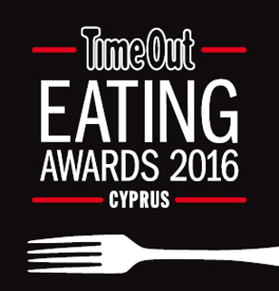 Time Out Cyprus Eating Awards 2016